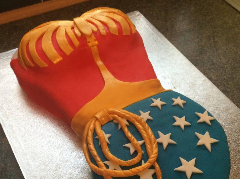 Custom Character Cake