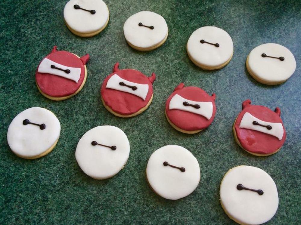 Custom Character Cookies